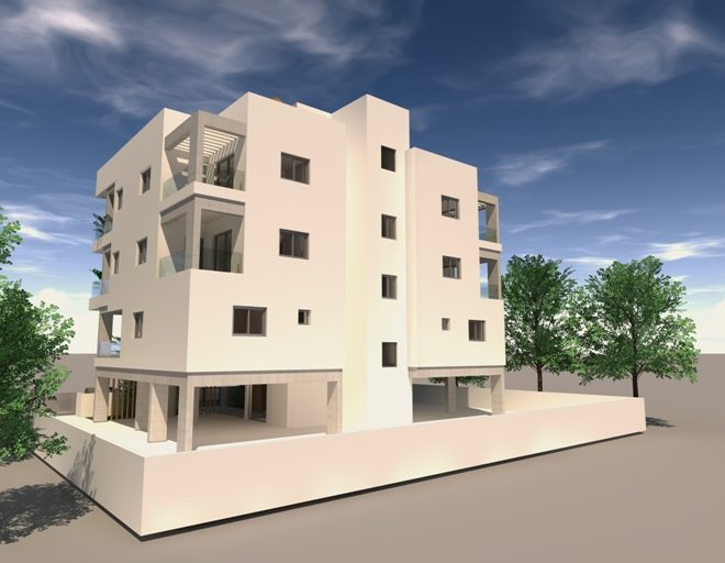 Limassol Property Modern One Bedroom Apartment for Sale in Kato Polemidia, Cyprus, AM12785 image 2