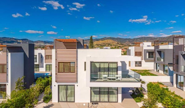 Limassol Property Modern Three Bedroom Detached Houses in Pyrgos, Cyprus, AE12844 image 3