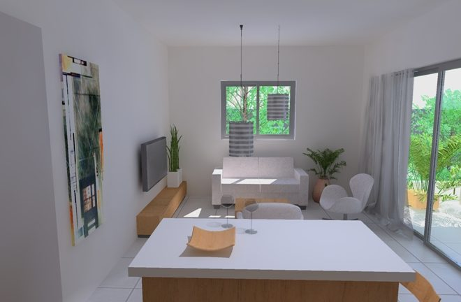 Limassol Property Modern One Bedroom Apartment for Sale in Kato Polemidia, Cyprus, AM12785 image 3