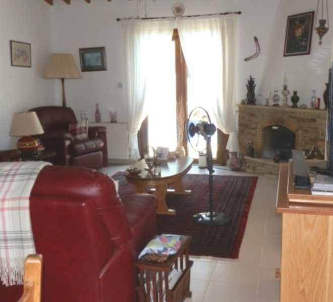 Detached 4-Bedroom Villa in Psematismenos, Cyprus, PX11158 image 2