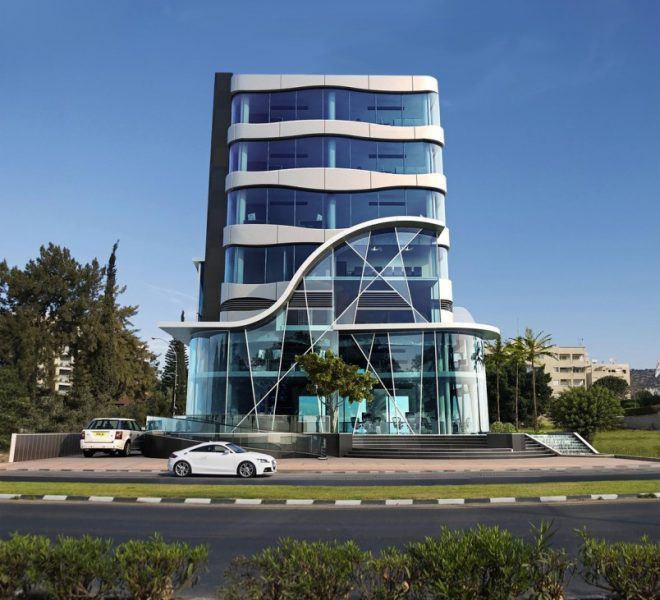 Sea View Office Space in Limassol, Cyprus, AE12410 image 1
