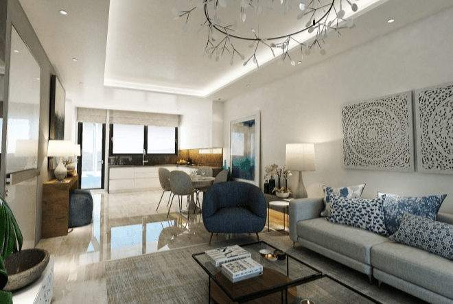 Limassol Property Modern Luxury Apartments In Prime Location in Germasogeia, Cyprus, AE12820 image 3