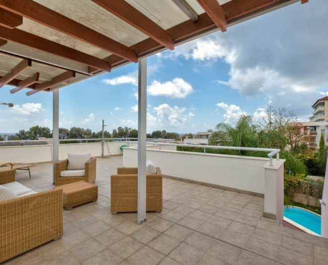 Three Bedroom Villa In a Gated Complex in Limassol, Cyprus, AE12675 image 2