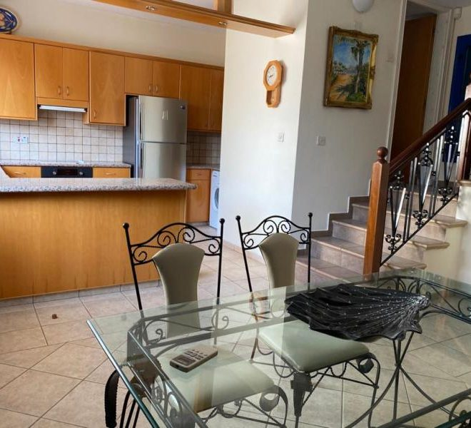 Limassol Property Three Bedroom Detached House Located in Amathunda in Agios Tychon, Cyprus, AE12830 image 1