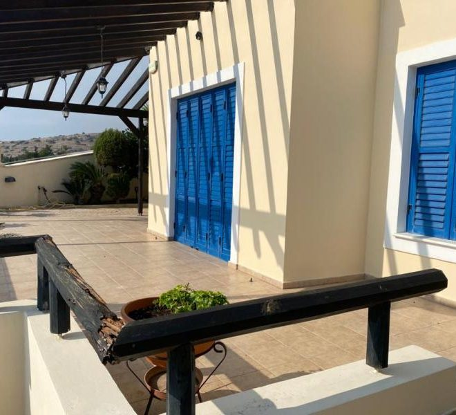 Limassol Property Three Bedroom Detached House Located in Amathunda in Agios Tychon, Cyprus, AE12830 image 3