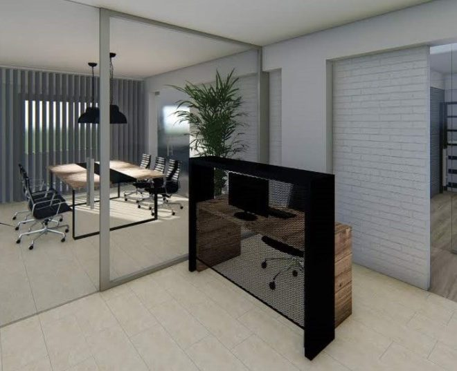 Limassol Property Super Modern Office In Central Business District in Agios Nicolaos, Limassol, Cyprus, MK12919 image 2