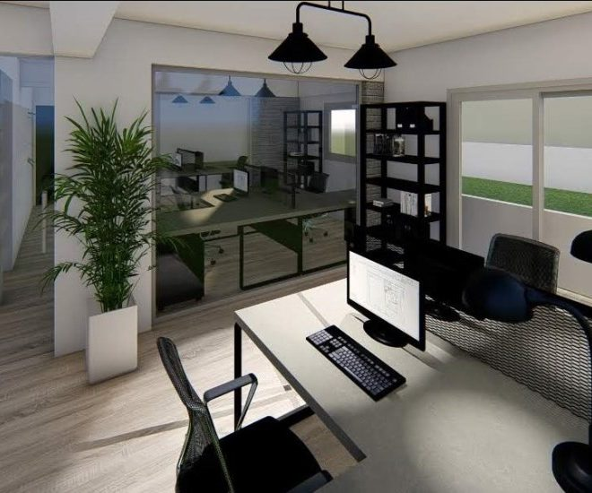 Limassol Property Super Modern Office In Central Business District in Agios Nicolaos, Limassol, Cyprus, MK12919 image 1