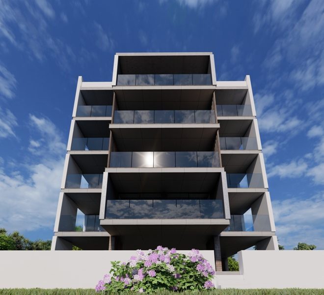 Contemporary 1-Bedroom Apartments in Paphos, Cyprus, AE12289 image 2
