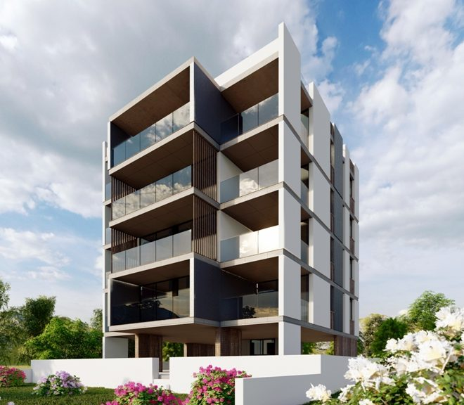 Contemporary 1-Bedroom Apartments in Paphos, Cyprus, AE12289 image 1