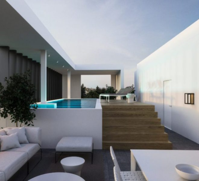 Contemporary 3-Bedroom Penthouse in Limassol, Cyprus, AE12536 image 2