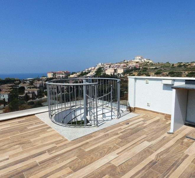 Spacious 4-Bedroom Penthouse in Limassol, Cyprus, AE12516 image 2