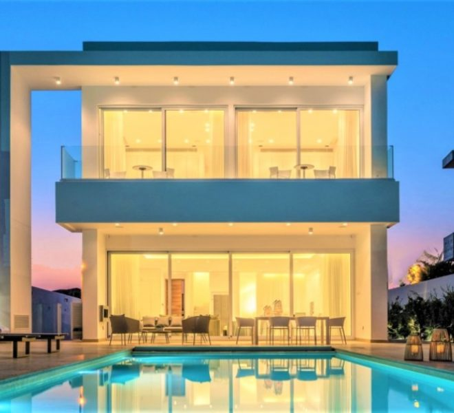 Luxury 5-Bedroom Villa in Pernera, Cyprus, MK11983 image 1
