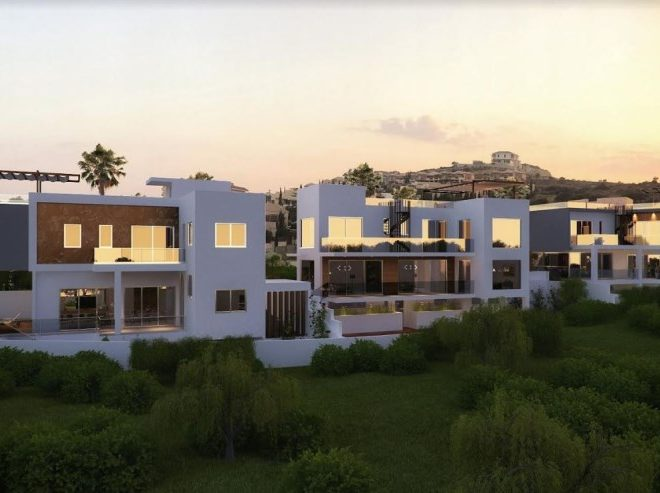 Limassol Property Four Bedrooms Luxury Villas in Agios Tychonas in Agios Tychon, Cyprus, AM12875 image 2