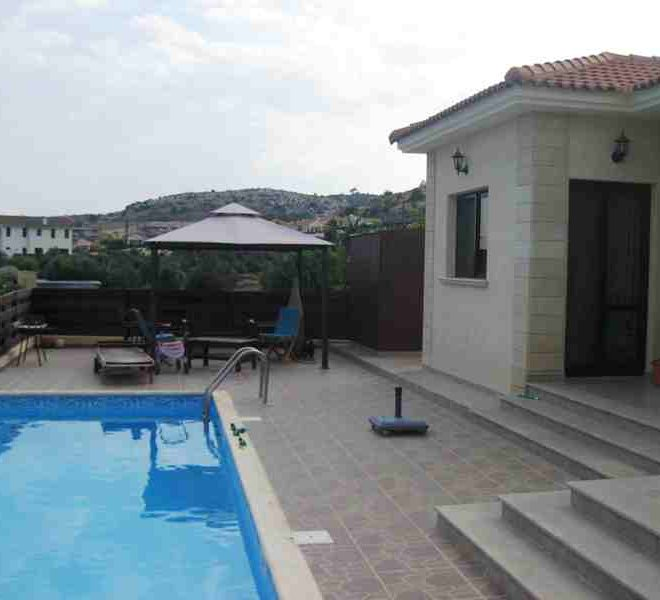 Attractive Three Bedroom House in Pyrgos, Cyprus, AK12655 image 1