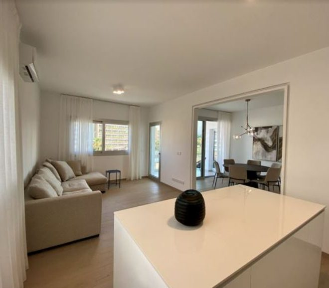 Limassol Property Luxury Three Bedroom Apartment for sale in Limassol CM12712 image 1