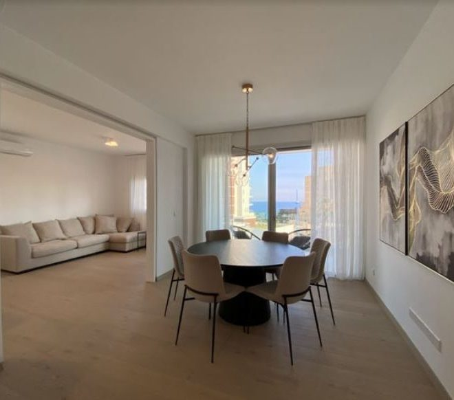 Limassol Property Luxury Three Bedroom Apartment for sale in Limassol CM12712 image 2