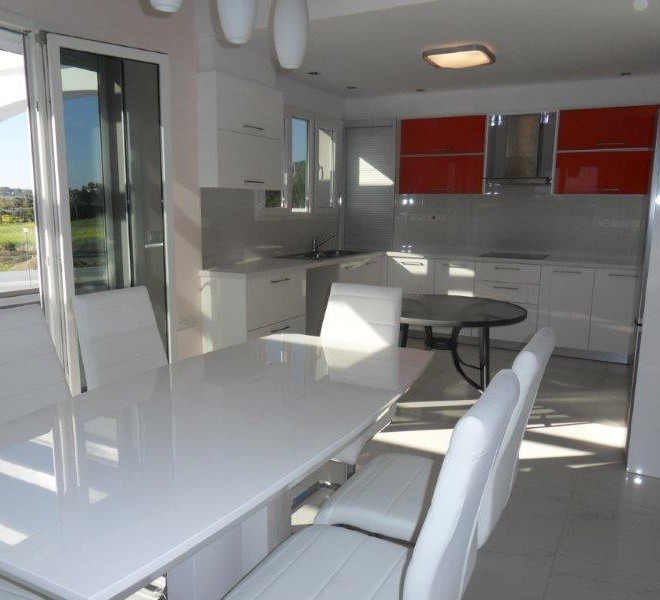 Luxury Detached 3 Bedroom Villa with Swimming Pool for sale in Pareklisia, Limassol MK9526 image 1
