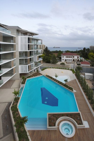 Luxury One Bedroom Apartment near the Sea for sale in Neapolis, Limassol CM6861   image 3