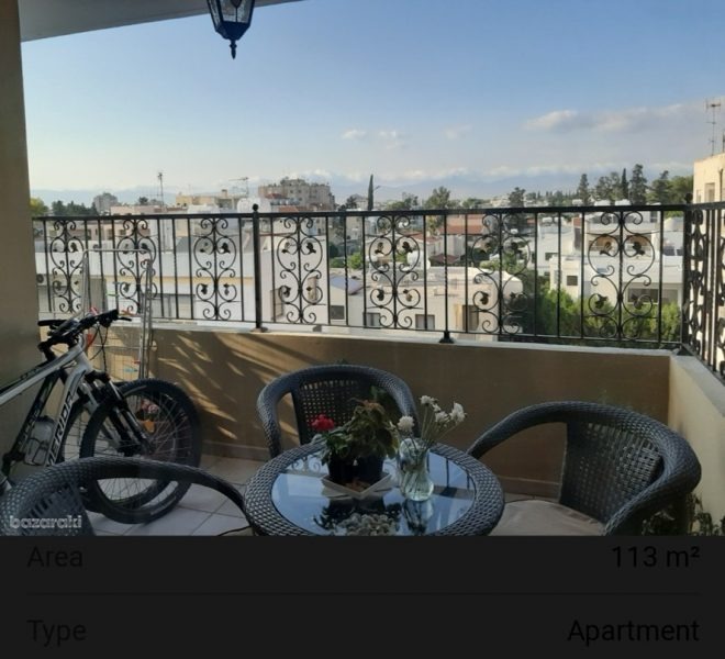 Nicosia Property Three Bedroom Apartment In Strovolos in Strovolos, Cyprus, AM13143 image 1