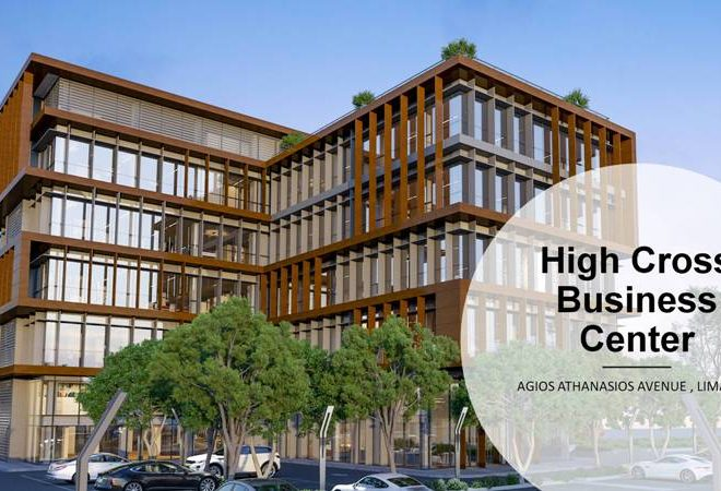 Modern Business Center for sale in Limassol CM12389 image 1