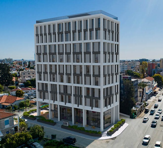 Limassol Property Ultra-Luxury Office Spaces In Town Center in Limassol, Cyprus, CM13097 image 1