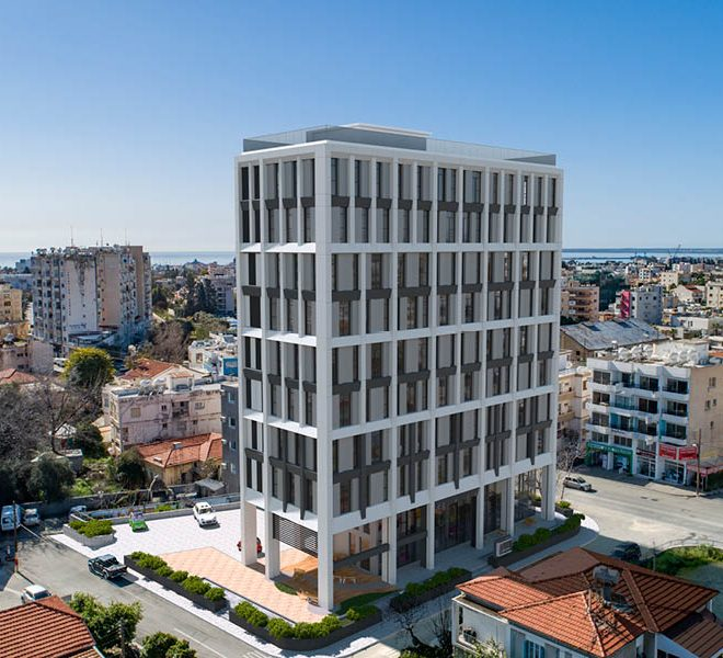 Limassol Property Ultra-Luxury Office Spaces In Town Center in Limassol, Cyprus, CM13097 image 2