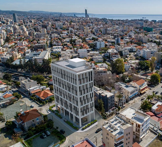 Limassol Property Ultra-Luxury Office Spaces In Town Center in Limassol, Cyprus, CM13097 image 3