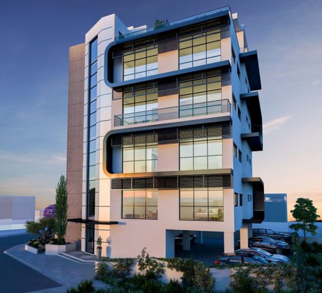 Ultra- Contemporary Business Center in Limassol, Cyprus, MK11724 image 2