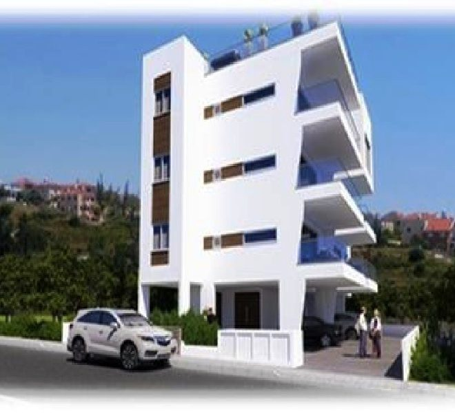 Brand New 3-Bedrooms Penthouse in Limassol, Cyprus, PX10766 image 2