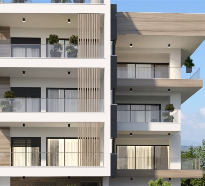 Limassol Property Luxury Three Bedroom Apartments In Residential Area in Limassol, Cyprus, AE13221 image 1