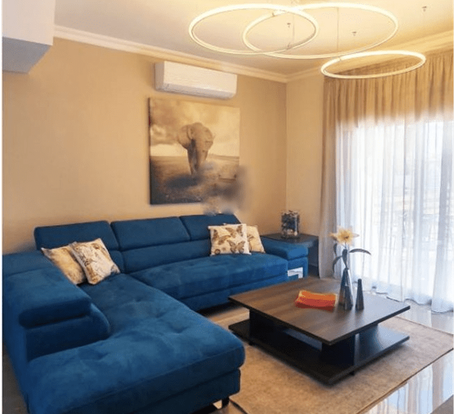 Limassol Property Fully Furnished Semi-Detached House in Germasogeia, Cyprus, AE13191 image 2