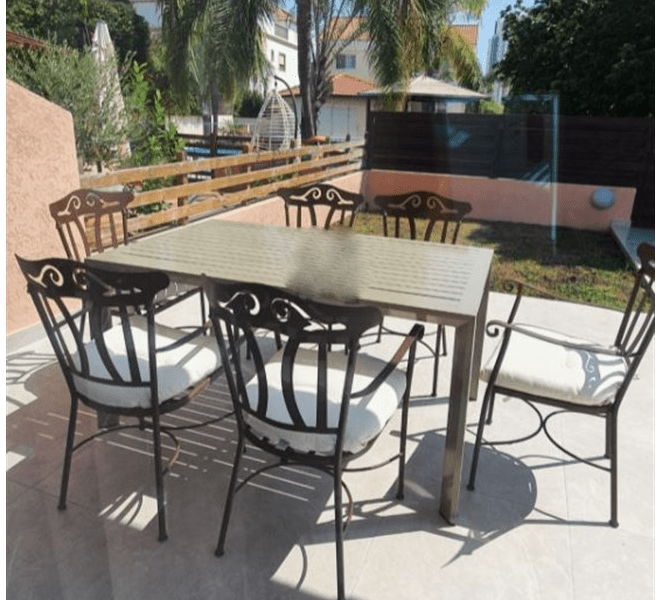Limassol Property Fully Furnished Semi-Detached House in Germasogeia, Cyprus, AE13191 image 3