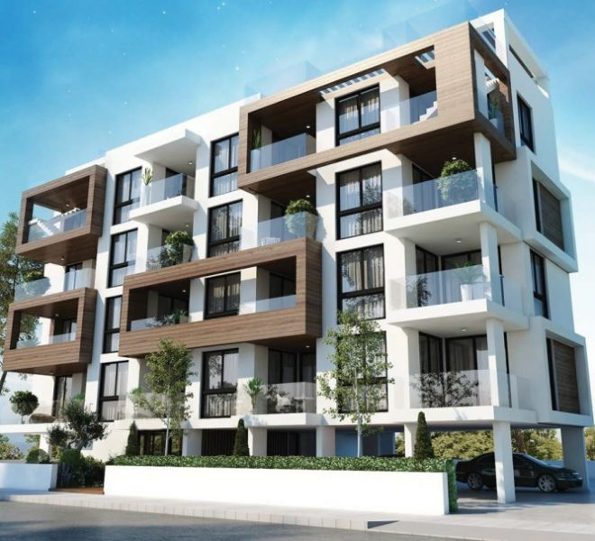 Modern 2-Bedroom Apartments in Larnaca, Cyprus, AE12558 image 1