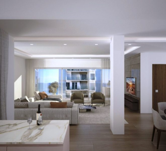 Modern 3-Bedroom Apartment for sale in Limassol CM11298 image 2