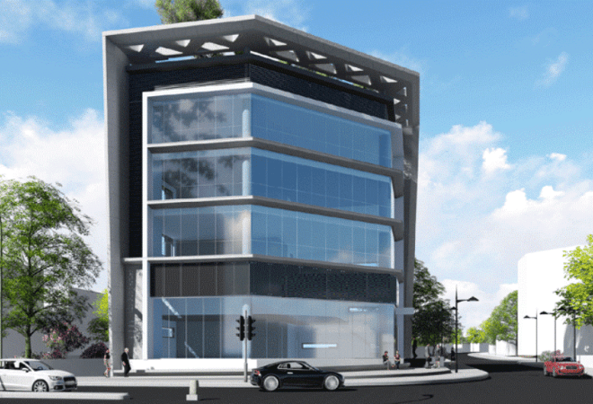 Modern Commercial Building for sale in Kato Polemidia AE12648 image 2
