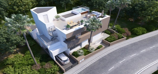 Luxury 4-Bedroom House in Limassol, Cyprus, MK12339 image 2