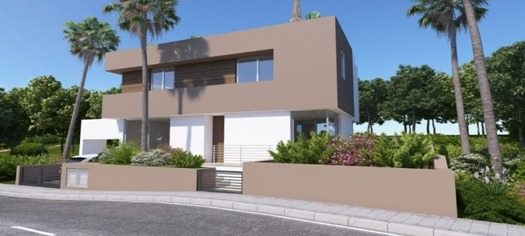 Luxury 4-Bedroom House in Limassol, Cyprus, MK12339 image 1