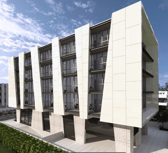 Modern Commercial Building In Prime Location in Germasogeia, Cyprus, CM12651 image 3