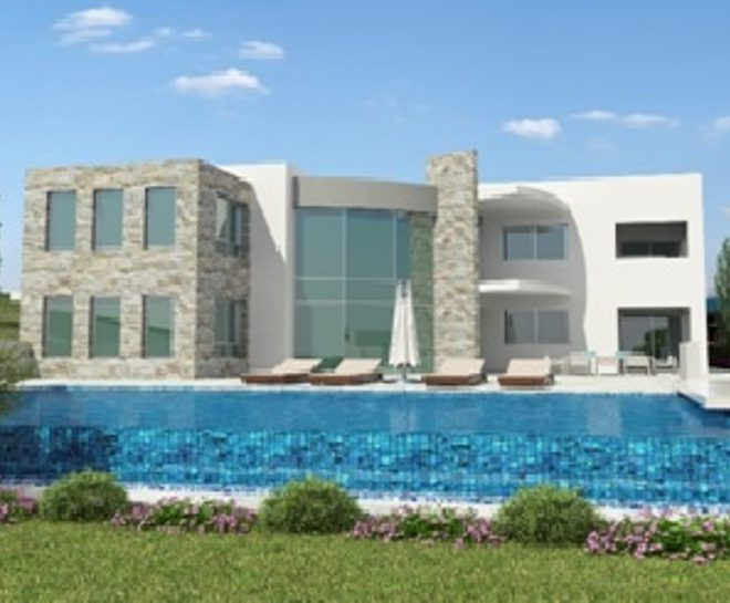 Luxury 4-Bedroom Villa in Limassol, Cyprus, MK12346 image 1