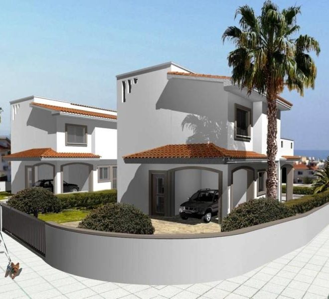 Luxury 3-Bedroom Villas in Paphos, Cyprus, AE12507 image 3