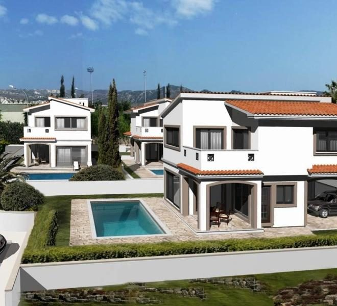 Luxury 3-Bedroom Villas in Paphos, Cyprus, AE12507 image 2