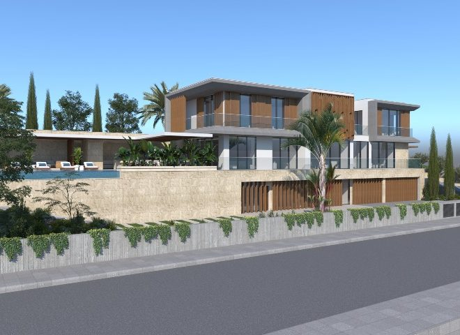 Limassol Property Luxury Six Bedroom Villa in Mouttagiaka, Cyprus, AE12700 image 2