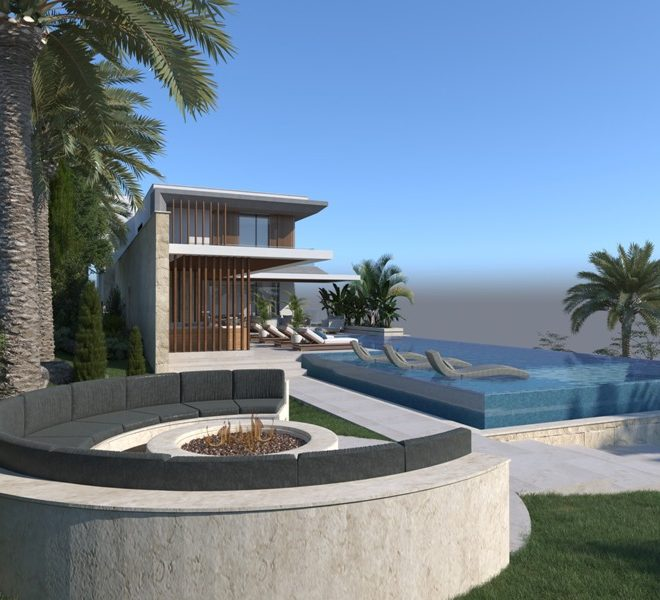 Limassol Property Luxury Six Bedroom Villa in Mouttagiaka, Cyprus, AE12700 image 3