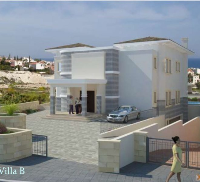 Exclusively Designed Villas with Sea View in Germasogeia, Cyprus, PX10297 image 2