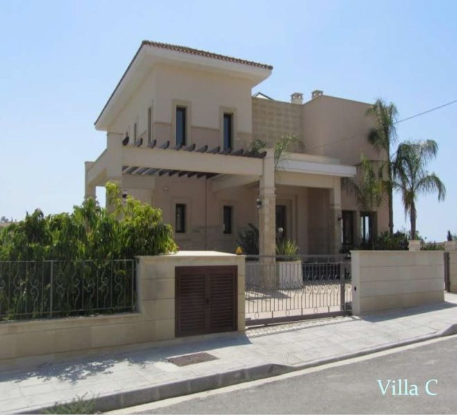Exclusively Designed Villas with Sea View in Germasogeia, Cyprus, PX10297 image 3