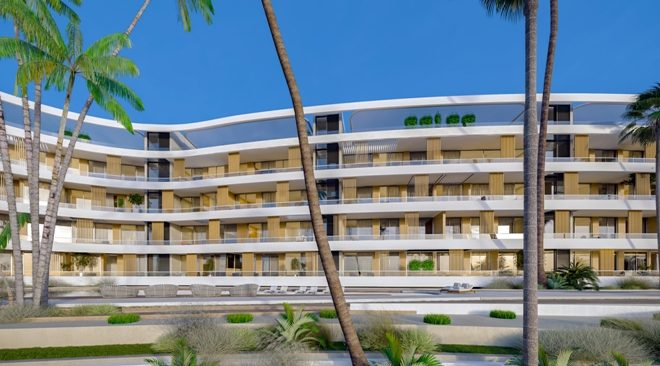 Modern 2-Bedroom Apartments in Limassol, Cyprus, AK12570 image 1