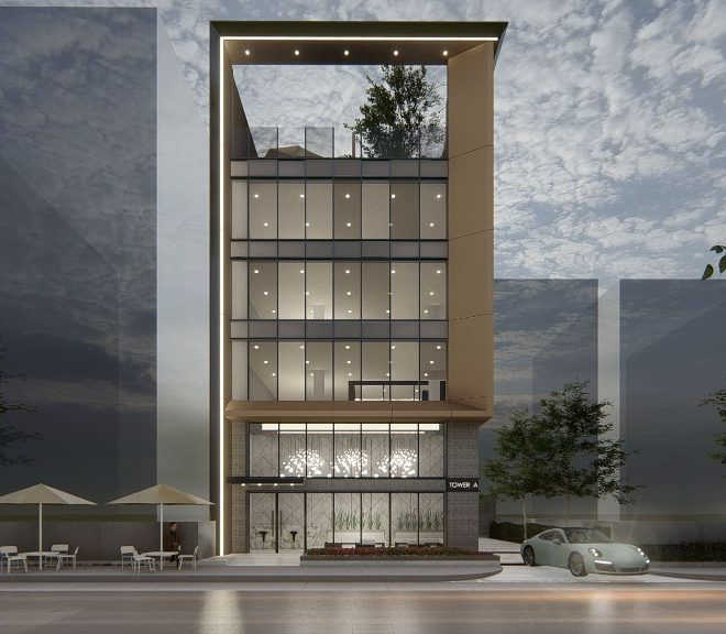 Commercial-Residential Building in Limassol, Cyprus, MK12581 image 1