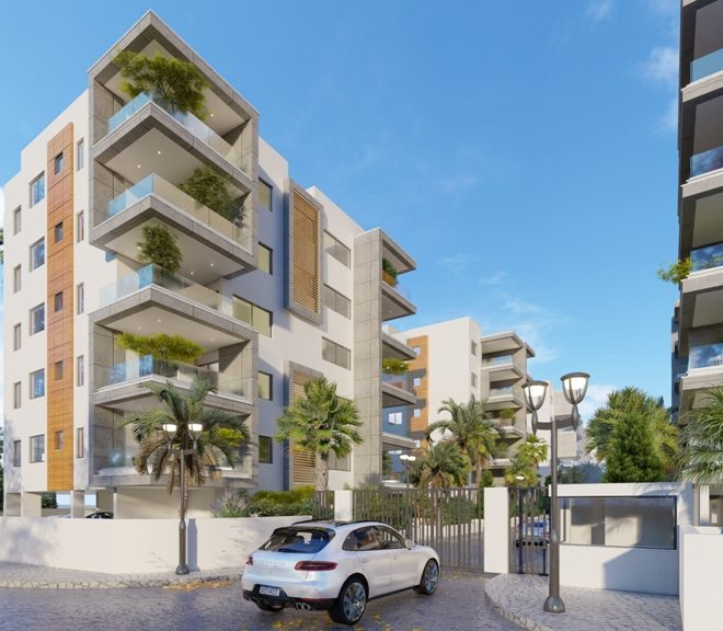 Modern 3-Bedroom Apartments in Limassol, Cyprus, AK12578 image 1