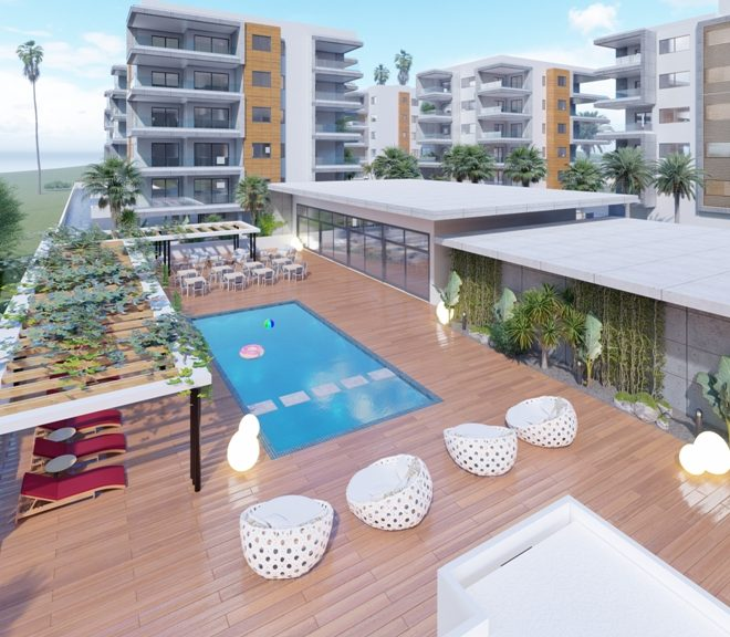 Modern 2-Bedroom Apartments in Limassol, Cyprus, AK12577 image 2