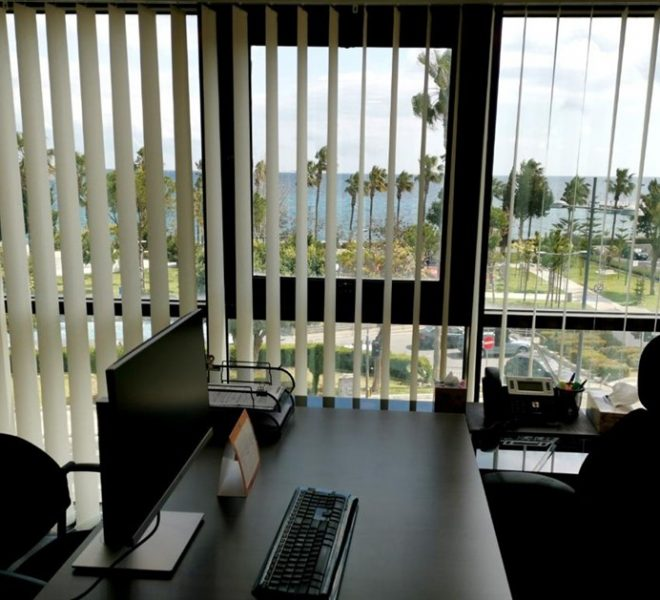 Limassol Property Modern Office Space Near The Old Port for sale in Spyrou Araouzou 21, Limassol 3036 AE13016 image 1